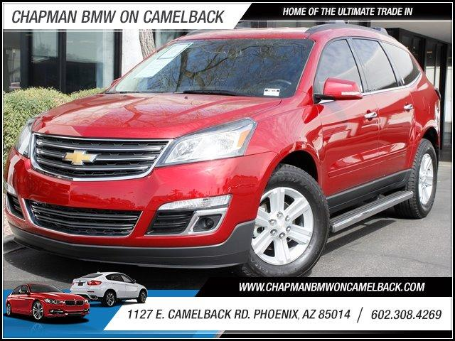 2013 Chevrolet Traverse LT w1LT 25553 miles 1127 E Camelback BUY WITH CONFIDENCE Chapman