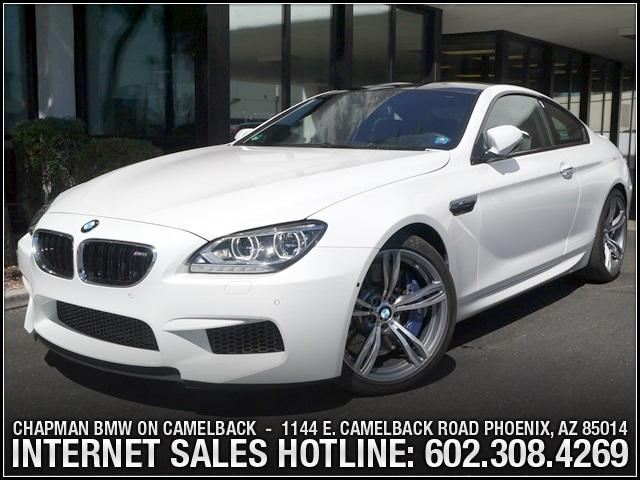 2014 BMW M6 Driver Assist Pkg 6477 miles 6023852286Chapman BMW on Camelbacks Happier New Year