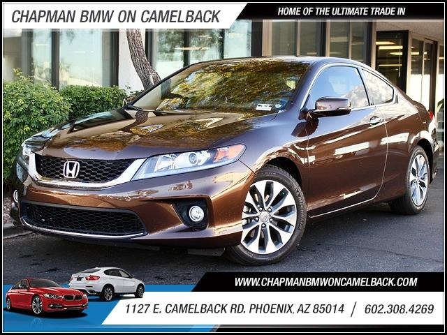 2013 Honda Accord EX 4417 miles BUY WITH CONFIDENCE Chapman BMW is located at 12th and Camel