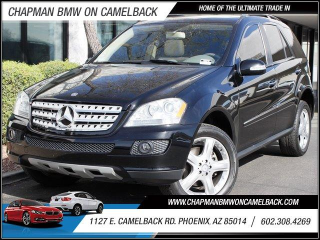 2008 Mercedes M-Class 4MATIC 35L 63890 miles 1127 E Camelback BUY WITH CONFIDENCE Chapma