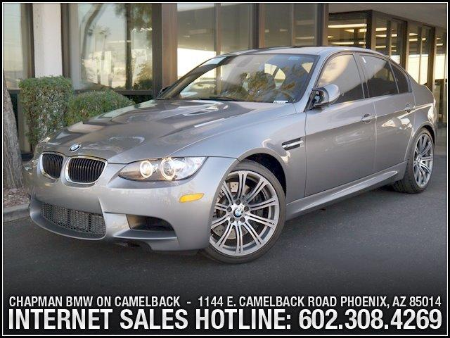 2011 BMW M3 Prem 2Nav 29853 miles 6023852286Chapman BMW on Camelbacks Happier New Year Event