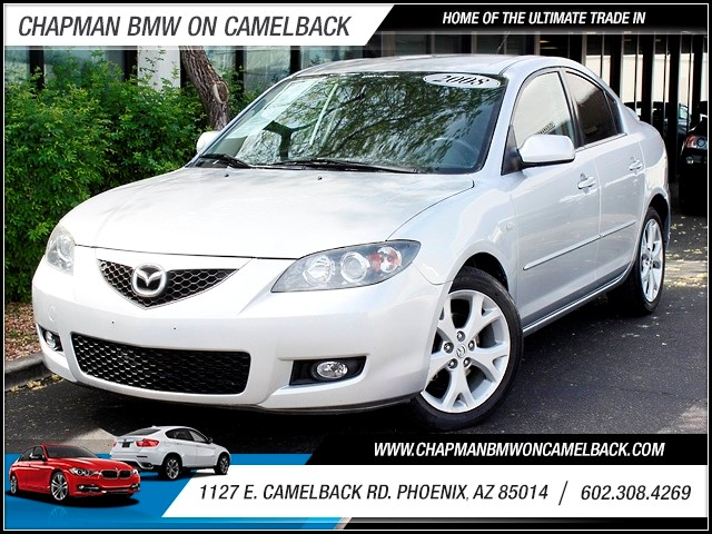 2008 Mazda MAZDA3 i Touring 84030 miles One Previous Owner Cruise controlSteering wheel tilt and