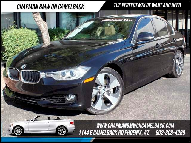 2013 BMW 3-Series Sdn ActiveHybrid 3 Prem Pkg 12377 miles 1144 E Camelback The BMW Certified Edg