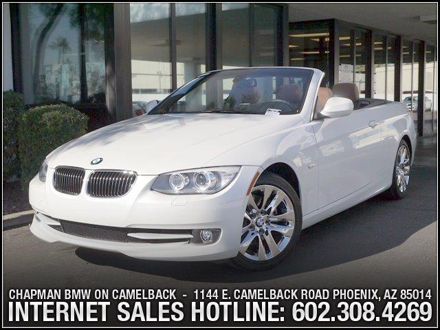 2011 BMW 3-Series Conv 328i 25564 miles 6023852286Chapman BMW on Camelbacks Happier New Year