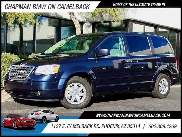 2008 Chrysler Town and Country Touring 32467 miles 1127 E Camelback BUY WITH CONFIDENCE C