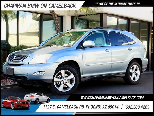 2006 Lexus RX 330 4dr SUV 88628 miles 1127 E Camelback BUY WITH CONFIDENCE Chapman BMW is