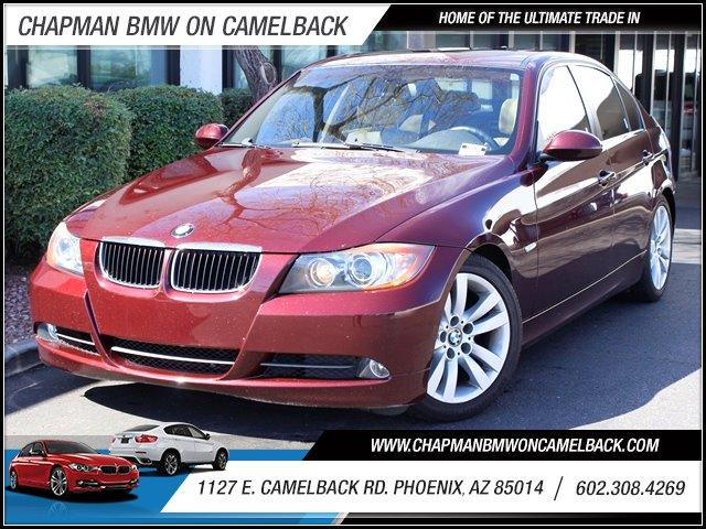 2008 BMW 3-Series 4dr Sdn 328i RWD 74044 miles 1127 E Camelback BUY WITH CONFIDENCE Chapm