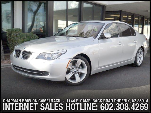 2010 BMW 5-Series 528i PremSport Pkg 31090 miles 6023852286Chapman BMW on Camelbacks Happier