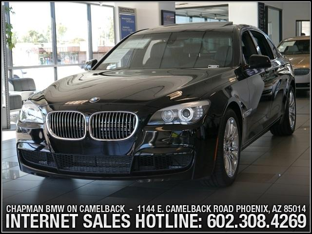 2011 BMW 7-Series 750Li Luxury Seat Pkg NAV 43254 miles 6023852286Chapman BMW on Camelbacks H