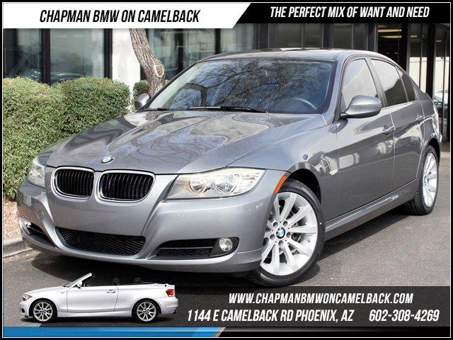 2011 BMW 3-Series Sdn 328i Prem Pkg 30779 miles 1144 E CAMELBACK RD March CPO Sales Event All