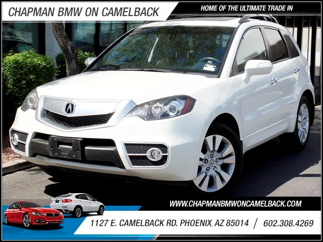 2010 Acura RDX SH-AWD wTech 48030 miles AWD Technology Backup Camera HID Headlamps XM Satelli