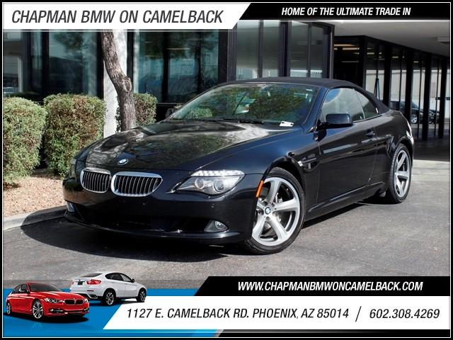 2008 Bmw 6 Series 650i Cars And Vehicles Phoenix Az