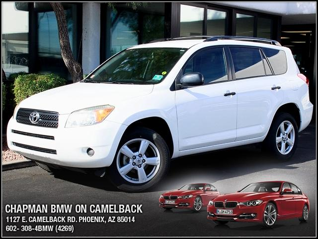 2008 Toyota RAV4 4WD 36100 miles 1127 E Camelback BUY WITH CONFIDENCE Chapman BMW is loca