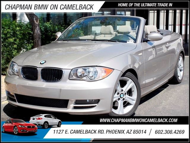 2009 BMW 1-Series 128i 33340 miles Comfort Access keyless entry Sport steering wheel wpaddles H