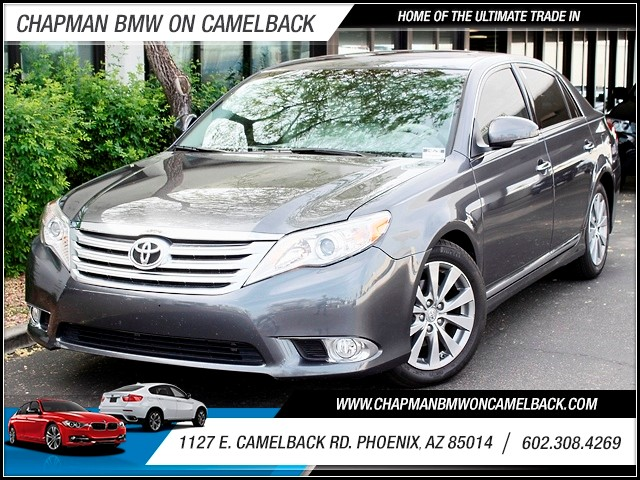 2011 Toyota Avalon Limited 48850 miles 1127 E Camelback BUY WITH CONFIDENCE Chapman BMW i