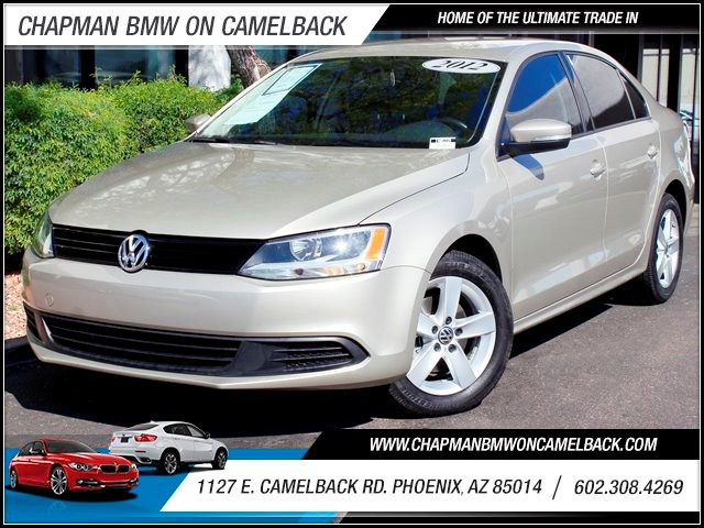 2012 Volkswagen Jetta TDI 38021 miles One Previous Owner Premium VIII Sound Sirius Satellite Ph