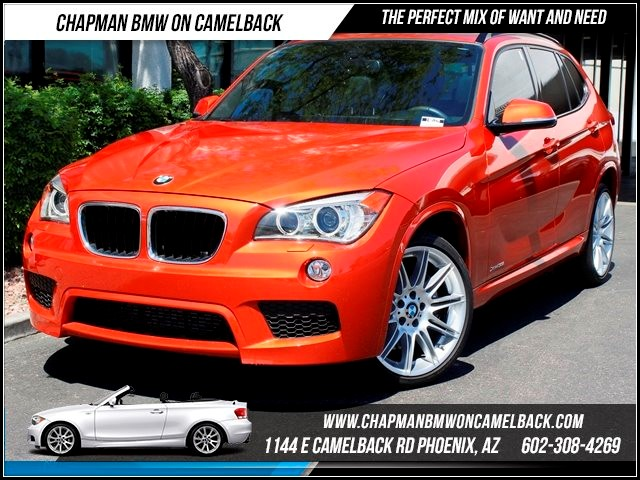 2013 BMW X1 xDrive35i 18640 miles 1144 E Camelback Chapman BMW on Camelback in Phoenix is the CP