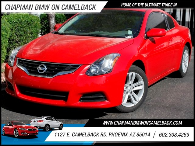 2012 Nissan Altima 25 S 38430 miles Warranty One Previous Owner Cruise controlSteering wheel t