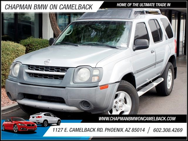2003 Nissan Xterra XE 76421 miles 1127 E Camelback BUY WITH CONFIDENCE Chapman BMW Used C
