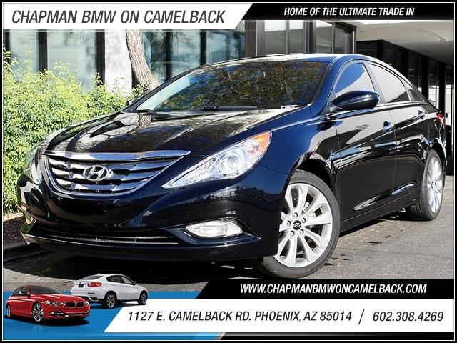 2011 Hyundai Sonata 24L 39431 miles 1127 E Camelback BUY WITH CONFIDENCE Chapman BMW is