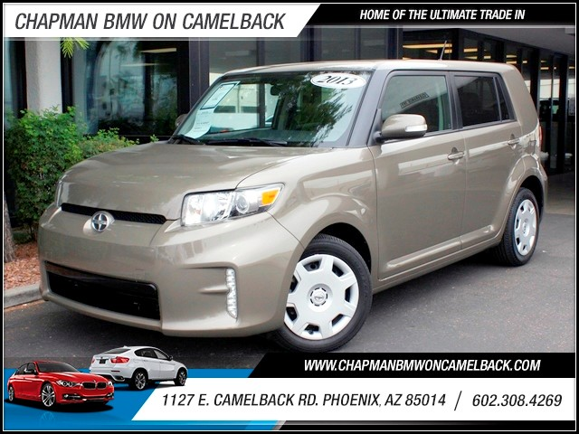 2013 Scion xB 9612 miles 1127 E Camelback BUY WITH CONFIDENCE Chapman BMW is located at 1
