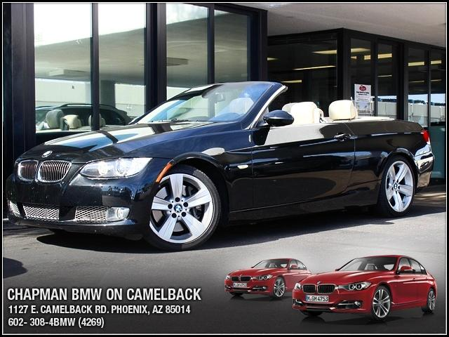 2007 BMW 3-Series Conv 335i 71123 miles 1127 E Camelback BUY WITH CONFIDENCE Chapman BMW