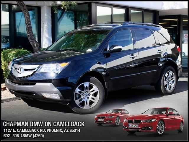 2009 Acura MDX Tech Pkg AWD 14221 miles 1127 E Camelback BUY WITH CONFIDENCE Chapman BMW