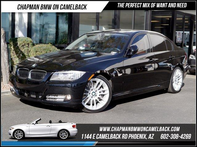 2011 BMW 3-Series Sdn 335d PremSport Pkg 39310 miles 6023852286Chapman BMW on Camelbacks Hap