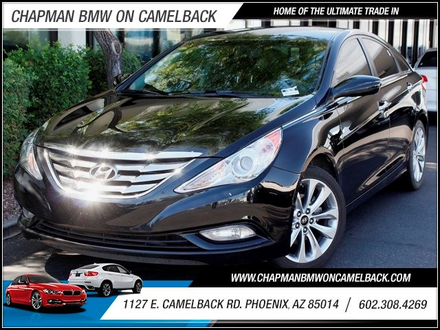 2011 Hyundai Sonata SE 93311 miles 1127 E Camelback BUY WITH CONFIDENCE Chapman BMW is lo