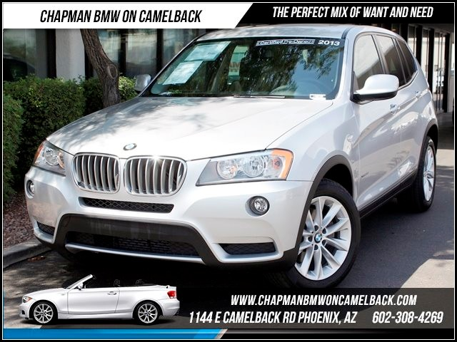 2013 BMW X3 xDrive28i 24609 miles 1144 E Camelback Summer is here and the deals are sizzling C