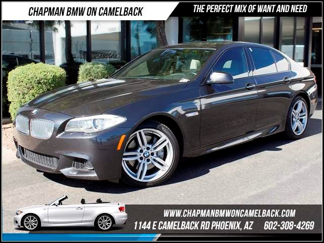2012 BMW 5-Series 550i 41815 miles 1144 E CamelbackHappier Holiday Sales Event on Now Chapman
