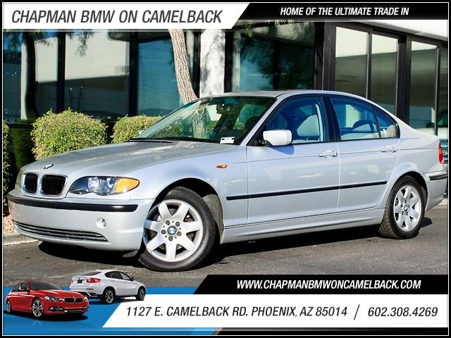 2002 BMW 3-Series 325i 4dr Sdn RWD 71882 miles 1127 E Camelback BUY WITH CONFIDENCE Chapm