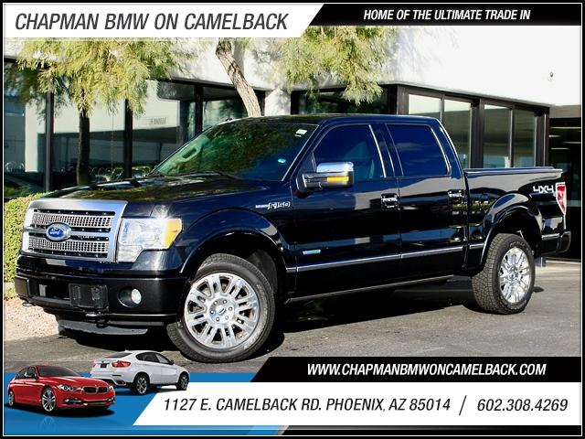2011 Ford F-150 SuperCrew Limited 4WD 33887 miles 1127 E Camelback BUY WITH CONFIDENCE Ch