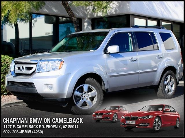 2011 Honda Pilot EX-L 4WD 25140 miles 1127 E Camelback BUY WITH CONFIDENCE Chapman BMW is