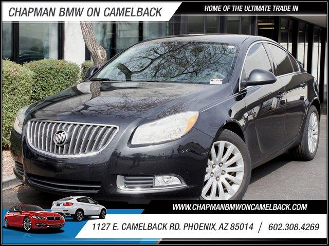 2011 Buick Regal CXL RL1 39812 miles 1127 E Camelback BUY WITH CONFIDENCE Chapman BMW is