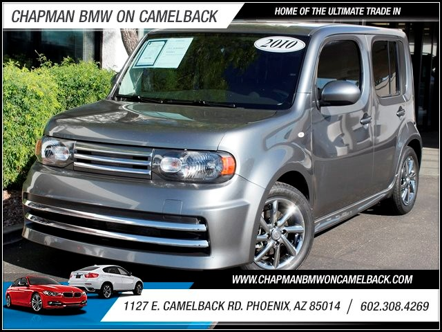 2010 Nissan cube Krom Edition 18 59970 miles 1127 E Camelback BUY WITH CONFIDENCE Chapma