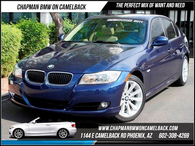 2011 BMW 3-Series Sdn 328i Prem Pkg 42558 miles 1144 E Camelback The BMW Certified Edge Sales Ev