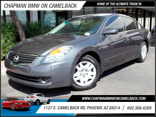 2009 Nissan Altima 25 S 71740 miles 1127 E Camelback BUY WITH CONFIDENCE Chapman BMW is