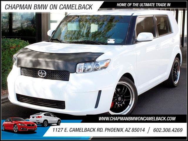 2009 Scion xB 58357 miles Roof Rack Premium Sound Premium Wheels MP3 Cruise controlSteering wh
