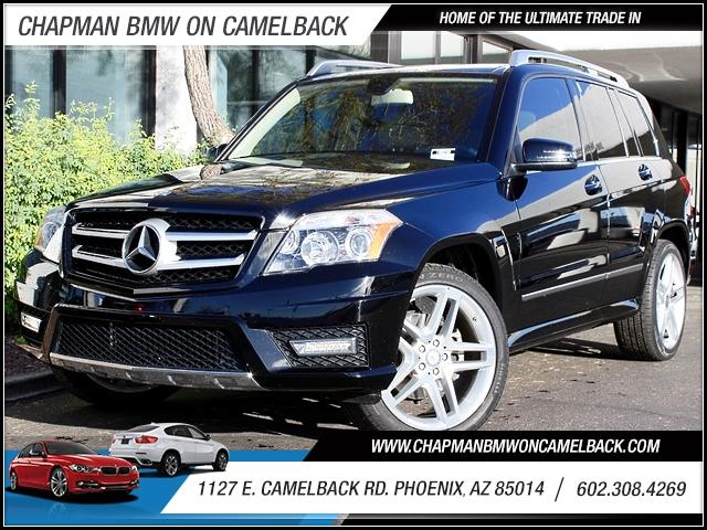 2012 Mercedes GLK-Class 35604 miles 1127 E Camelback BUY WITH CONFIDENCE Chapman BMW is l