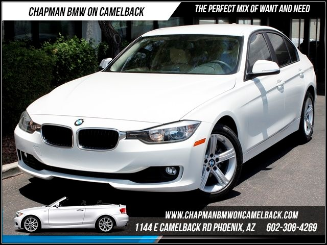 2012 BMW 3-Series Sdn 328i 22506 miles 1144 E Camelback Summer is here and the deals are sizzlin