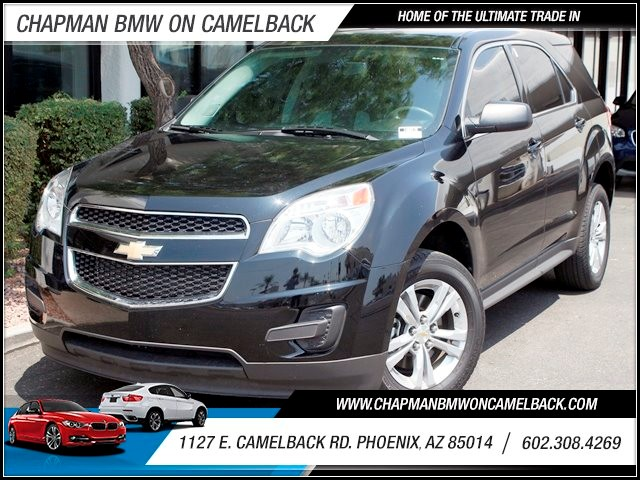 2011 Chevrolet Equinox LS 31573 miles 1127 E Camelback BUY WITH CONFIDENCE Chapman BMW is