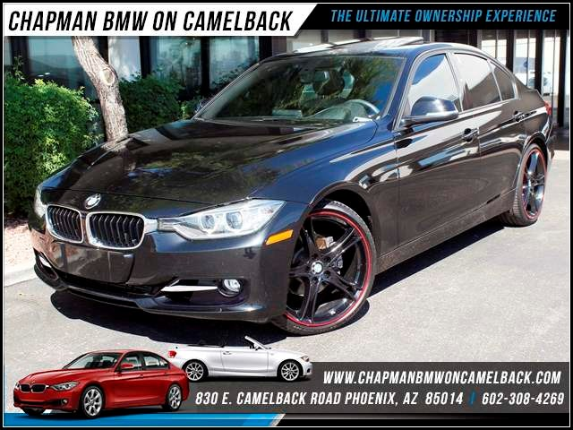 2012 BMW 3-Series Sdn 328i 40197 miles 1144 E Camelback The BMW Certified Edge Sales Event If