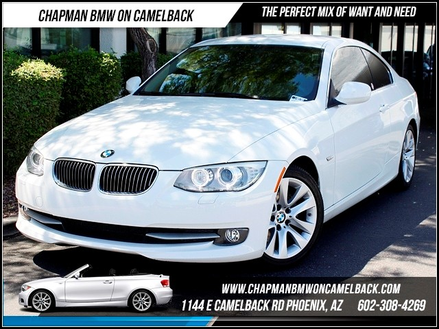 2012 BMW 3-Series Cpe 328i 30404 miles 1144 E Camelback The BMW Certified Edge Sales Event If