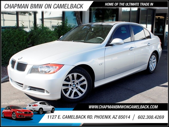 2007 BMW 3-Series Sdn 328i 103853 miles 1127 E Camelback BUY WITH CONFIDENCE Chapman BMW