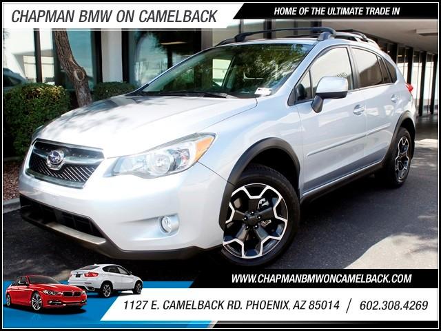 2014 Subaru XV Crosstrek 20i Premium 6418 miles 1127 E Camelback BUY WITH CONFIDENCE Cha