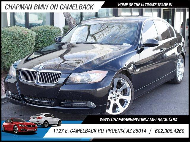 2006 BMW 3-Series Sdn 330i 91858 miles 1127 E Camelback BUY WITH CONFIDENCE Chapman BMW i