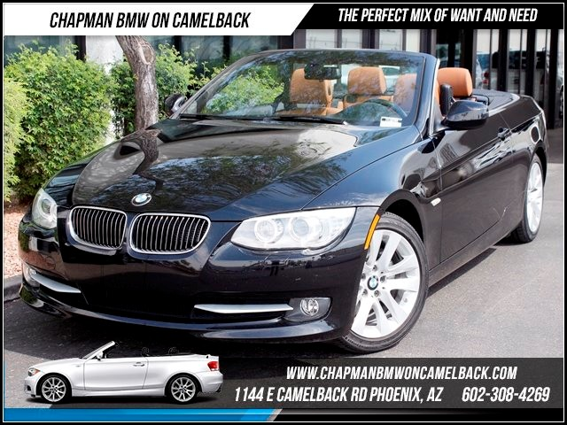 2011 BMW 3-Series Conv 328i Prem Pkg 49983 miles 1144 E Camelback Summer is here and the deals a