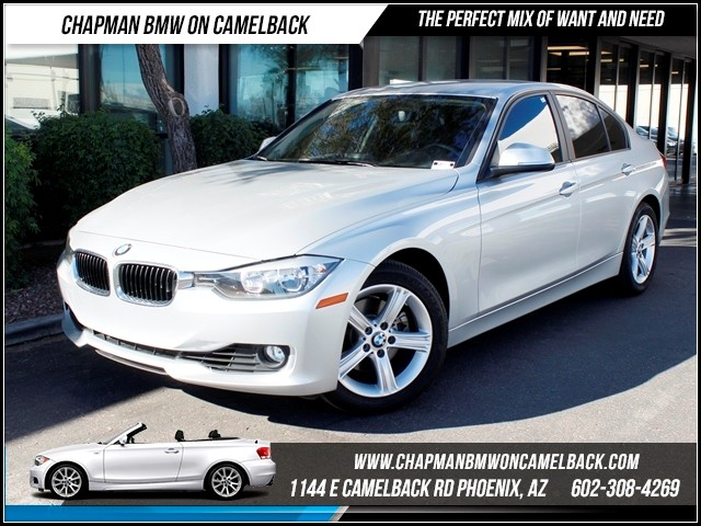 2013 BMW 3-Series Sdn 328i 14249 miles 1144 E CamelbackCPO Elite Sales Event on now at Chapman
