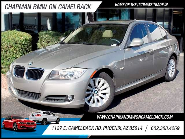 2009 BMW 3-Series Sdn 328i 61310 miles 1127 E Camelback BUY WITH CONFIDENCE Chapman BMW i